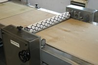 Twin Roll Biscuit Cutting Machine