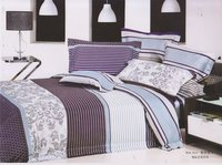 Reactive Printed Bedding Set