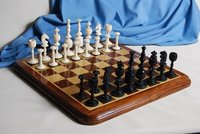 Handcrafted Chessmen Set