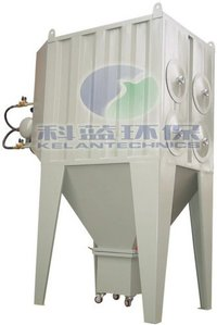 High Efficiency Cartridge Dust Collector