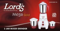 Mixer Grinder (LORDS MEGA GOLD)