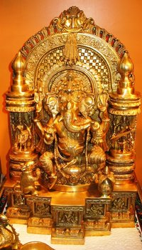 Brass Ganesh