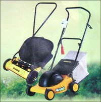 Lawn Mowers - Manual & Electric