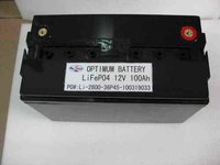 Lifepo4 Battery 12V 100AH