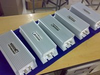 Metal Clad Wirewound Resistors