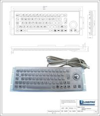 Metal Keyboard