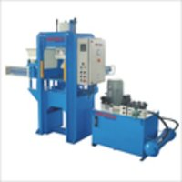 Automatic Press For Paver And Brick