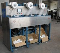 Bandage Coreless Rolling Machine