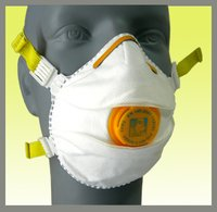 Premium Cup Style Respirator Mask