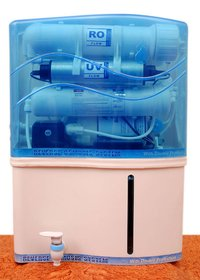 Uf Automatic Purifier With Storage Tank