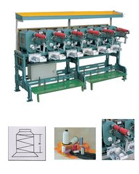 Y Cone Winding Machine