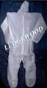 Disposable Non-Woven Laminated Coverall