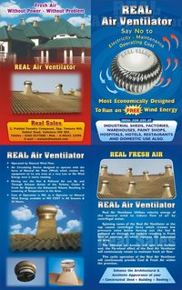 Exhaust Air Ventilator