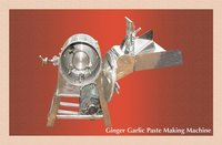 Heavy Duty Garlic Paste Making Machine