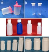 Plastic Bottles And Containers