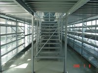 Multi Level Storage Racks