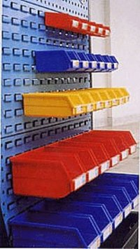 Hanging Plastic Bins