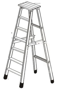 Ladders Stool