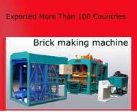 Fly Ash Brick Forming Machine
