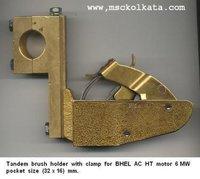 Bhel Motor Carbon Brush Holders