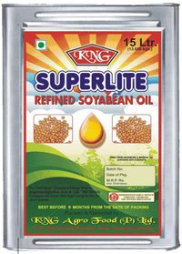 Kng Superlite Refined Soyabean Oil