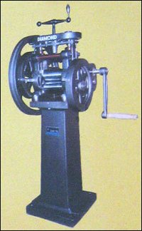 Double Geared Single Rolling Machine