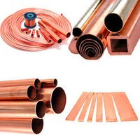 Copper Tubes, Pipes