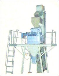 AUTOMATIC WEIGHING & BAG FILLING MACHINE