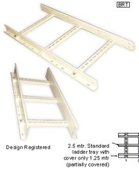 Bolted Rung Type Ladder Tray