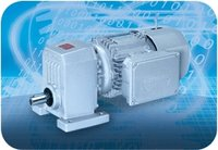 SINGLE REDUCTION HELICAL GEAR MOTORS