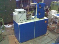 Coil Winding Cum Spot Welding Machine
