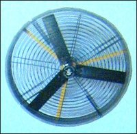 AXIAL FAN FOR AIR CIRCULATION