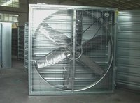 HEAVY DUTY WALL MOUNTING EXHAUST FAN