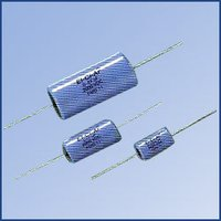 Mixed Dielectric Capacitor