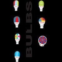 Multi Colour Bulbs