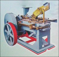 Semi Auto Trimming Machine