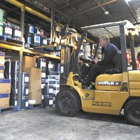 Freight Warehousing