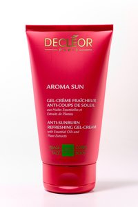 Anti-Sunburn Refreshing Gel-Cream