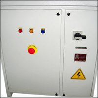Industrial Water Heater Control Panels