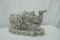 Silver Camel Cart