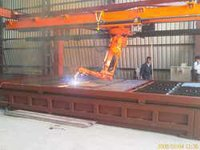 Robotic Plasma Cutting System