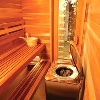 Traditional Sauna Room