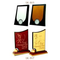 Plaques & Trophy