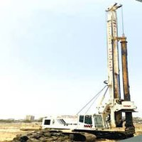 Hydraulic Rotary Pile Machine