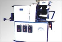 Turret Type Paper Cone Velvett Machine