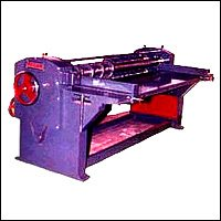 Rotary Cutting & Creasing Machine
