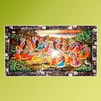 Krishna Leela Paintings