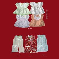 Babies Cotton Frock / Suits
