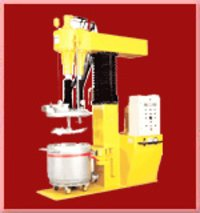 Twin Shaft Disperser Mixer