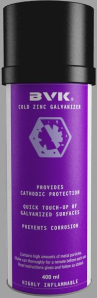 Cold Zinc Galvanizing Spray